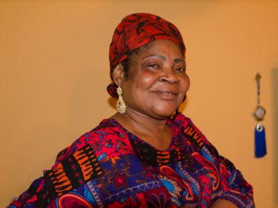 Nigerian music fuji star Salawa Abeni